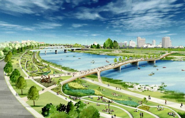 this artist rendering shows what the future might look like at Sunrise Park